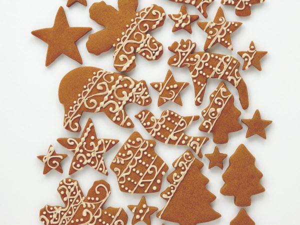 Recette — Sablés de Noël à la dentelle d'érable