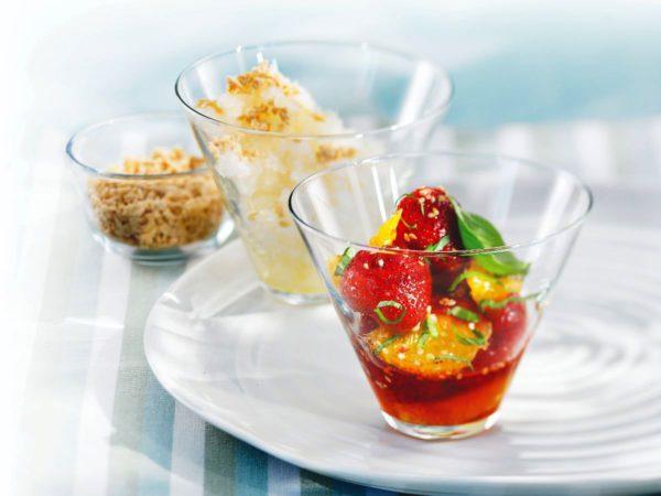 Recette — Salade de fraises et d'oranges à l'érable