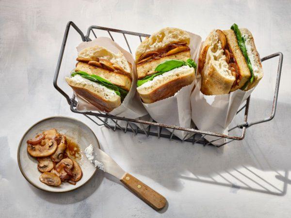 Recette — Sandwichs chauds au tofu