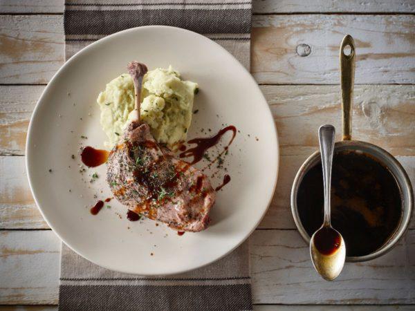 Recette — Sauce au vinaigre balsamique et à l'érable