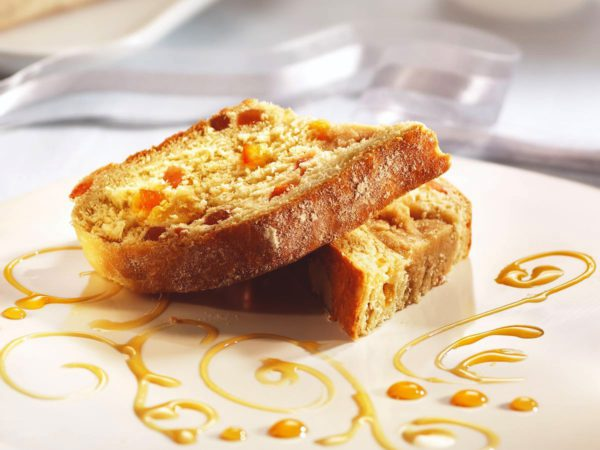 Recette — Stollen au beurre d'érable