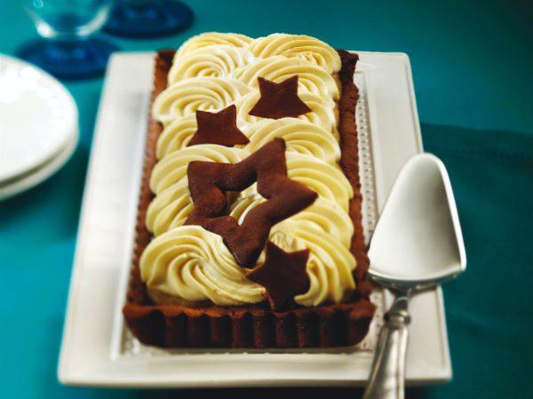 Recette — Tarte au caramel à l'érable