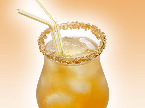 Recette — Thé blanc à l'érable