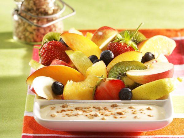 Recette — Trempette pour fruits à l'érable