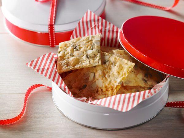 Recette — Tuiles de mozzarella à l'érable