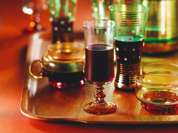 Recette — Vin chaud aux épices