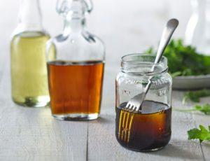Vinaigrette à l'érable balsamique