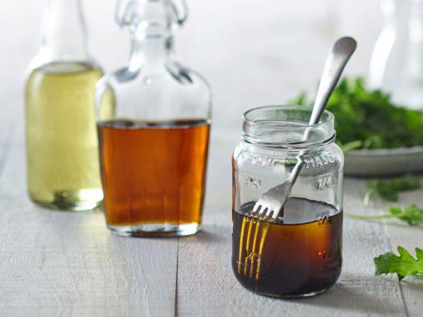 Recette — Vinaigrette à l'érable balsamique