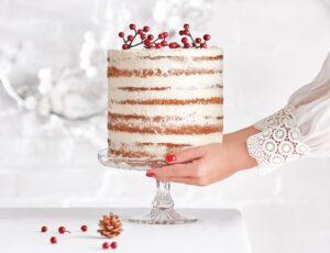 Gâteau à l'érable de Marjolaine
