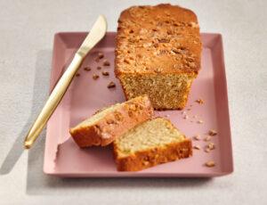 Petits cakes aux pépites et au sucre d'érable