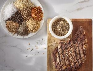 Épices à steak de Montréal à l'érable