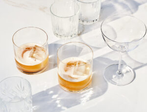 Amaretto Sour à l'érable