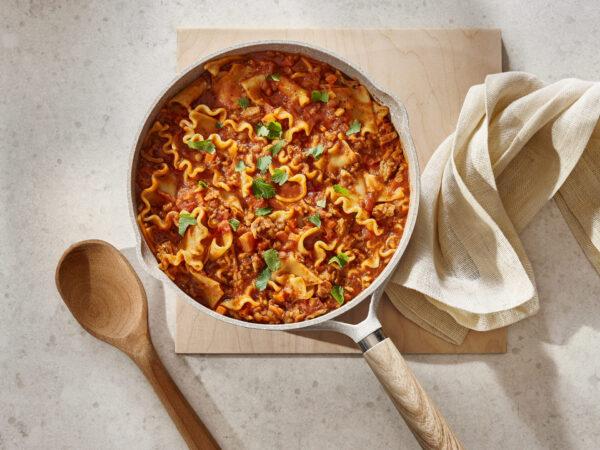 Lasagne casserole WEB